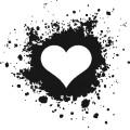 Gm Grunge Vector Heart 06