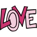 Oca Tikigiki Love Text 001
