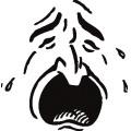 Oca Weeping Face