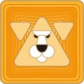 Pt Geometricanimal Lion