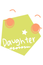 face-daughter