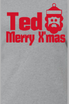 哈囉Ted!merry christmas