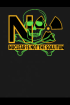 nuclear is not the solution