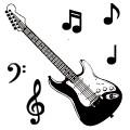 搖滾與音樂